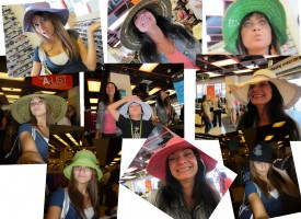 Hat Shopping