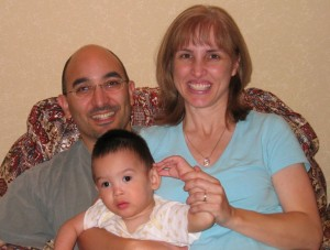 Our adoption journey - 2005